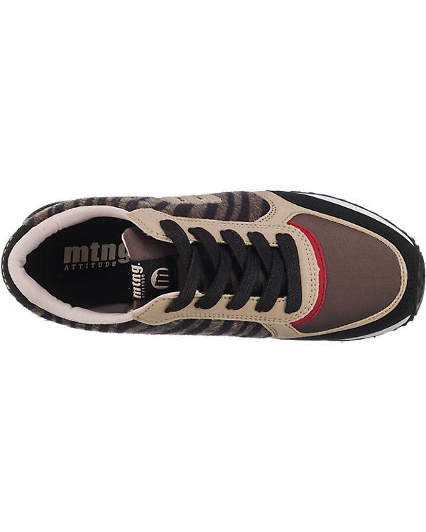 MTNG Gansa Sneakers schwarz-kombi