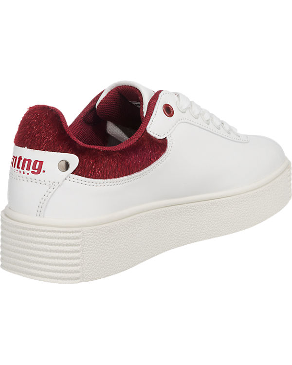 MTNG Templo Sneakers weiß