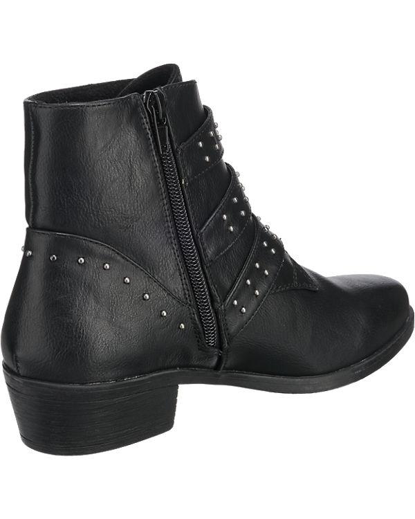 MTNG Evita Stiefeletten schwarz