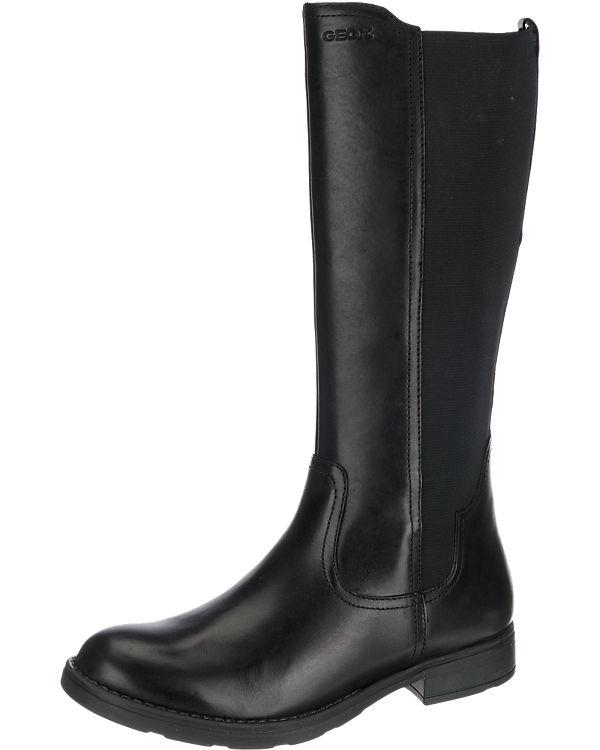 Stiefel Sofia für Mädchen schwarz