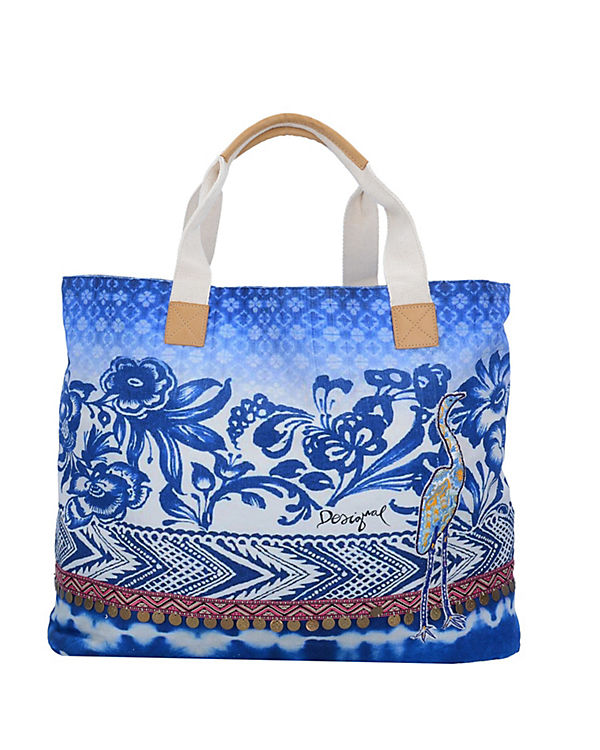 Desigual Desigual BOLS Altea Turner Shopper Tasche 49 cm mehrfarbig