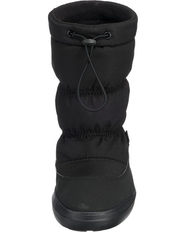 CROCS Lodgepoint Stiefel schwarz