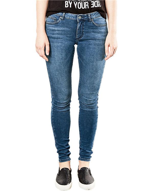Q/S Jeans Sadie Super Skinny blue denim