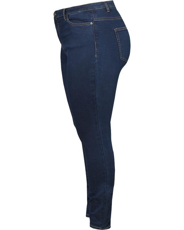 JUNAROSE Jeans Extraslim blue denim