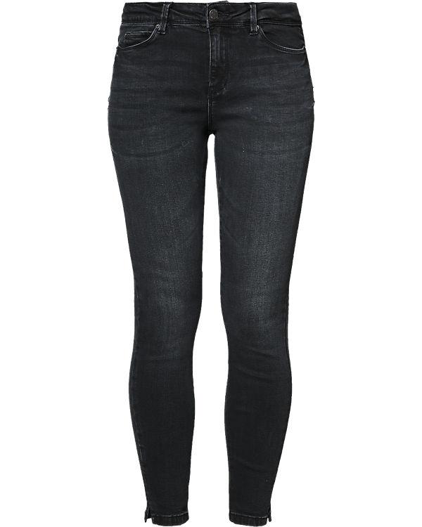 VERO MODA Jeans Superslim schwarz
