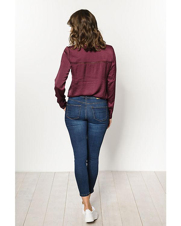 VERO MODA Jeans Superslim dark blue denim