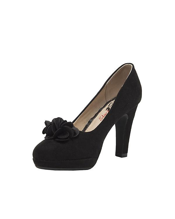 Stockerpoint Schuh 6080 schwarz