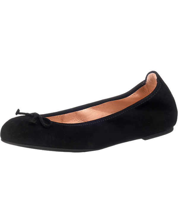 Unisa Acor Ballerinas schwarz Modell 2