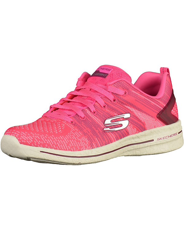 SKECHERS Sneaker pink