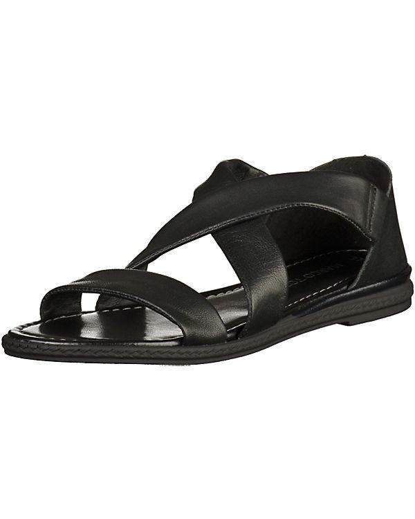 MARCO TOZZI Sandalen schwarz