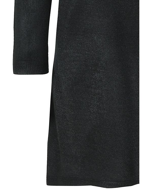 Jacqueline de Yong Strickkleid schwarz