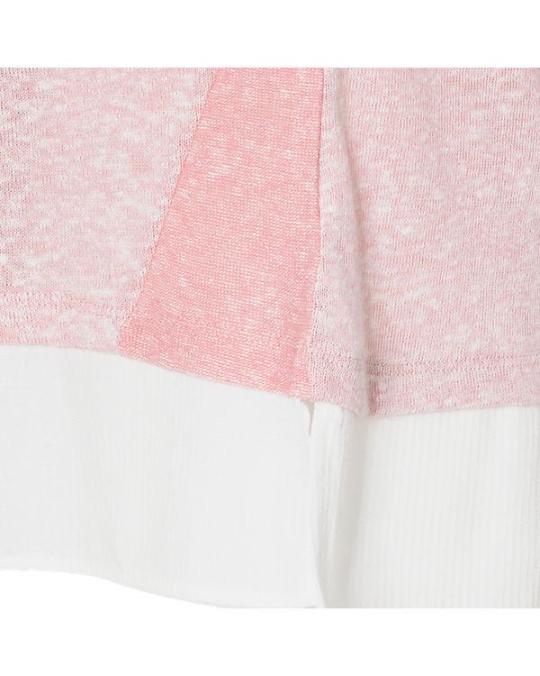 ESPRIT 3/4-Arm-Shirt altrosa
