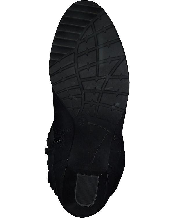 MARCO TOZZI Stiefel schwarz