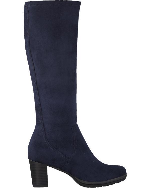 MARCO TOZZI Stiefel blau