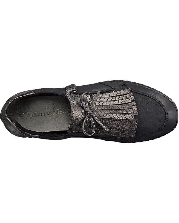 Tamaris Sneakers schwarz