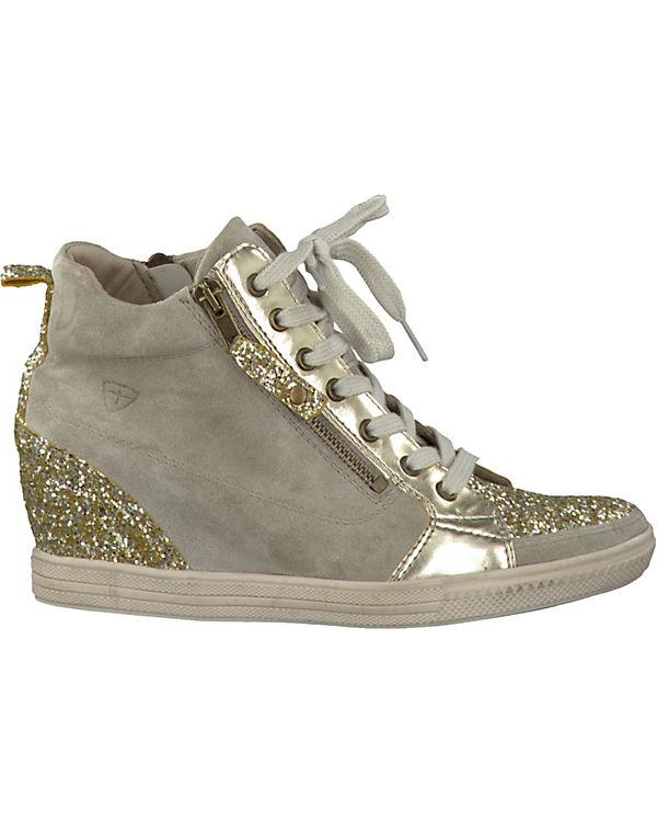 Tamaris Sneakers beige-kombi