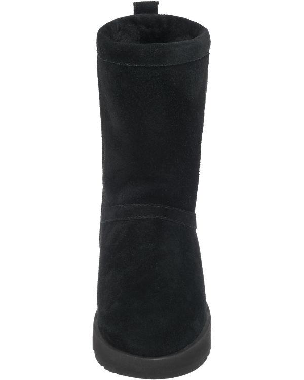 UGG Classic Short Waterproof Stiefeletten schwarz