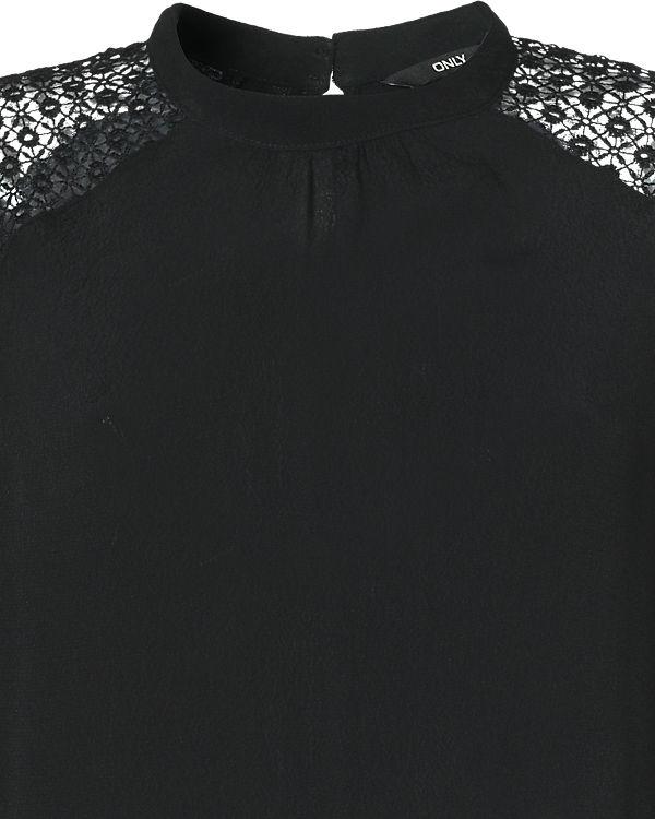 ONLY Bluse schwarz