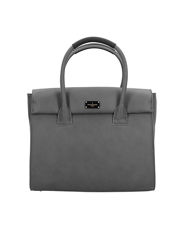 Paul's Boutique Paul's Boutique Adele Schultertasche 33 cm grau