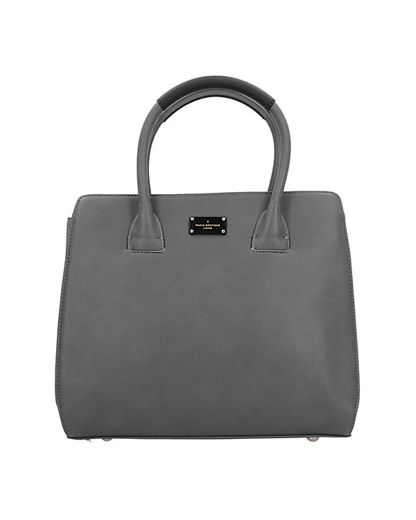 Paul's Boutique Paul's Boutique Georgia Henkeltasche 34 cm grau