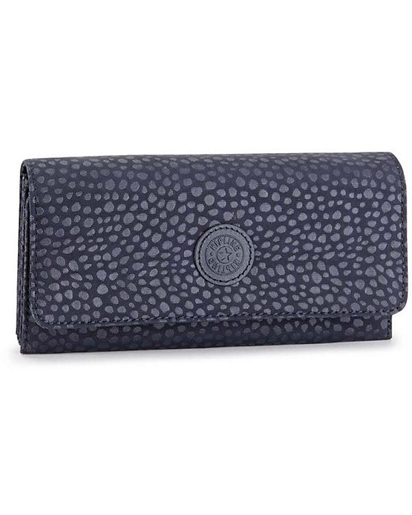 Kipling Kipling Basic Brownie 17 Geldbörse 19 cm blau