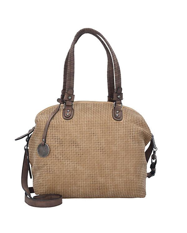 Suri Frey Suri Frey Izzy Shopper Tasche 36 cm braun
