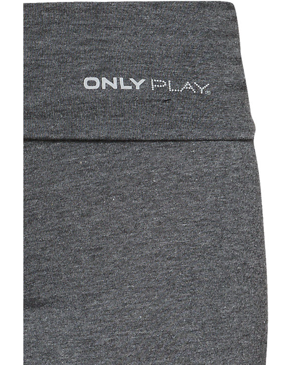 Only Play Sporthose dunkelgrau