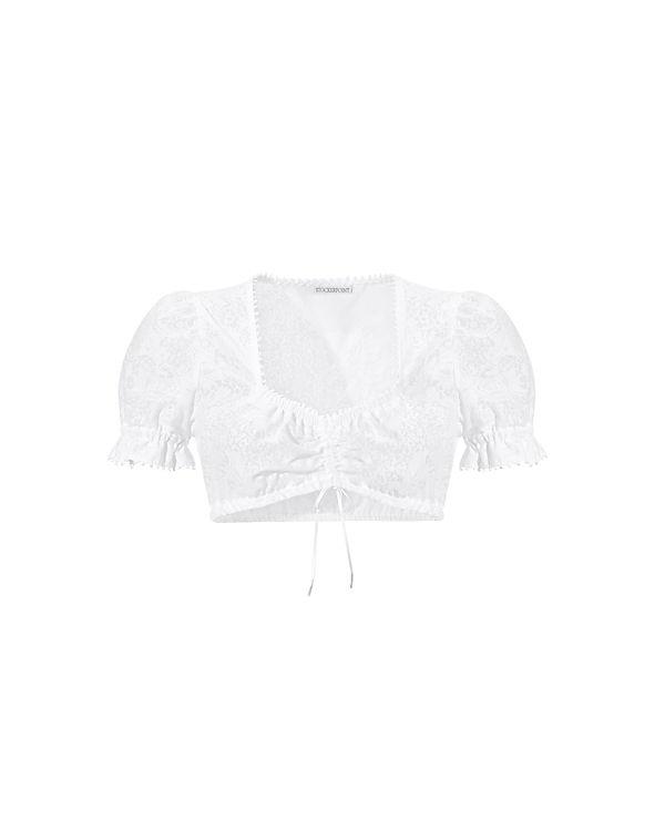Stockerpoint Bluse weiß