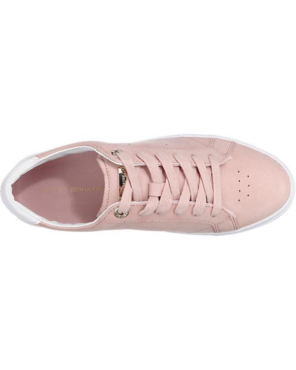 TOMMY HILFIGER Venus Sneakers rosa