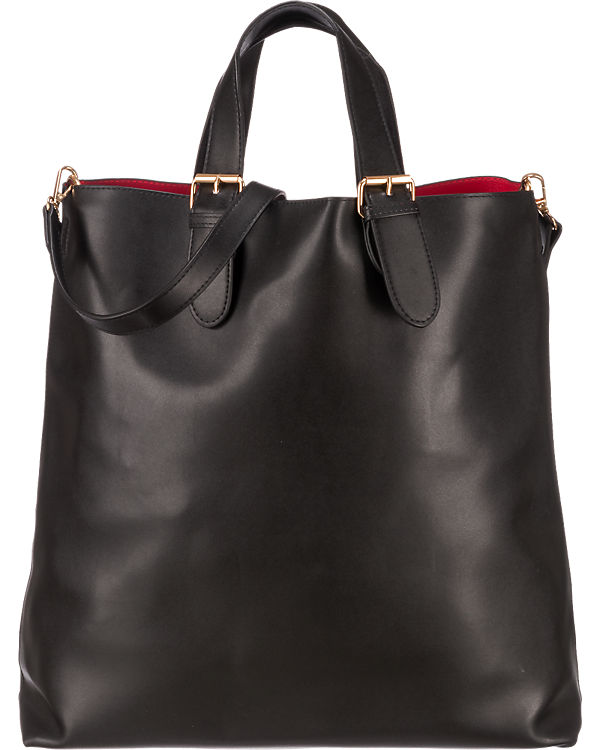 pieces pieces  Shopper schwarz