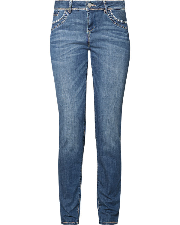 TOM TAILOR Jeans Relaxed Tapered grau