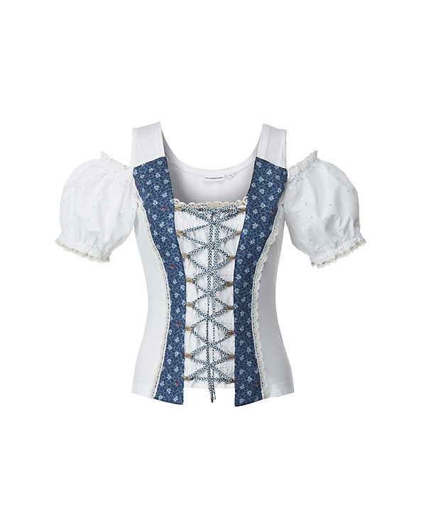 Stockerpoint Shirt Tropea weiß