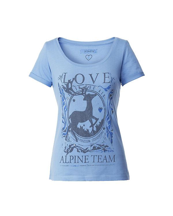 Stockerpoint Shirt Yoko blau