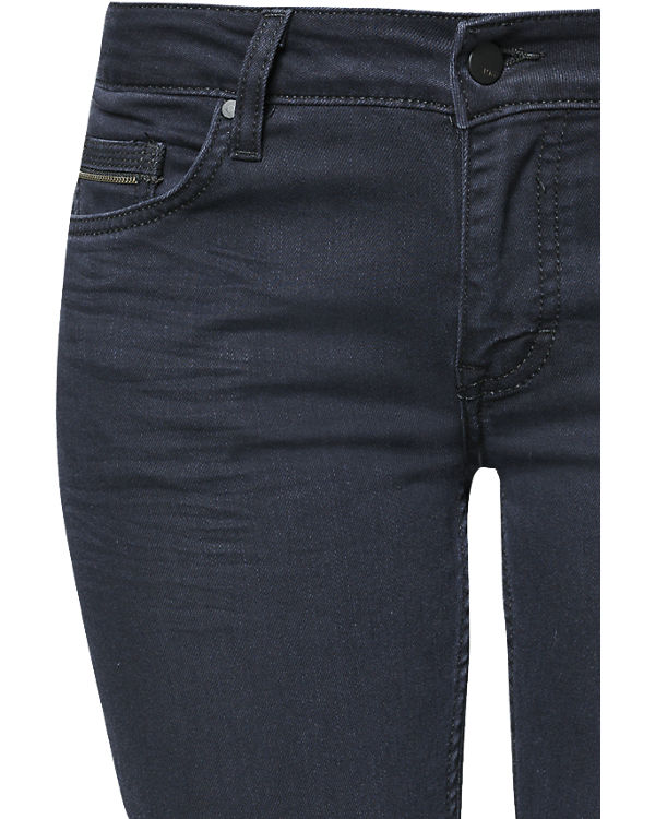 MUSTANG Jeans Sissy Straight dunkelblau