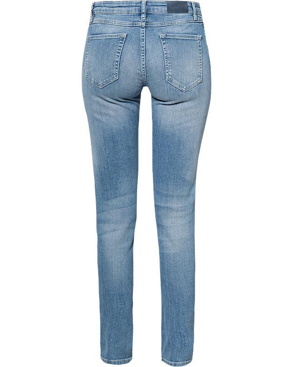 Marc O'Polo Denim Jeans Alva Skinny blau