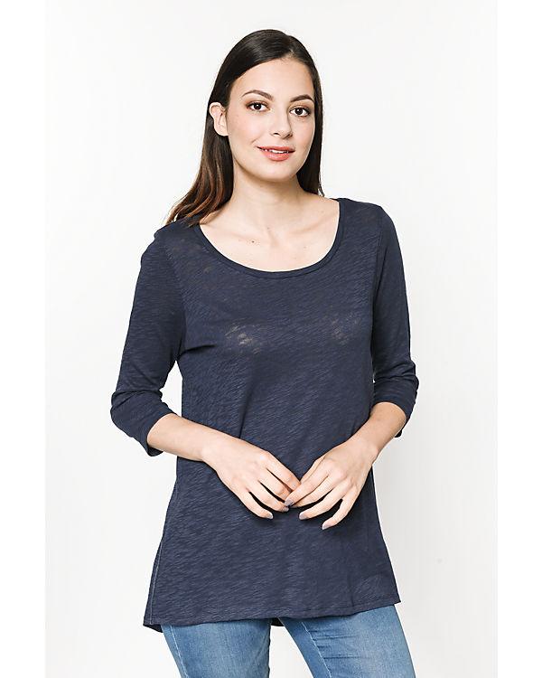 ONLY 3/4-Arm-Shirt dunkelblau