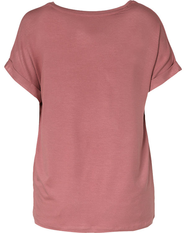 ONLY T-Shirts rosa