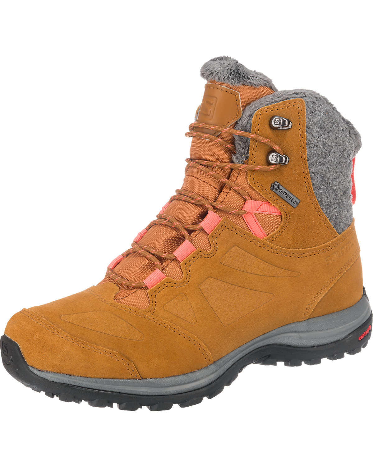 Salomon, Salomon Ellipse Winter Gtx® Stiefeletten, braun