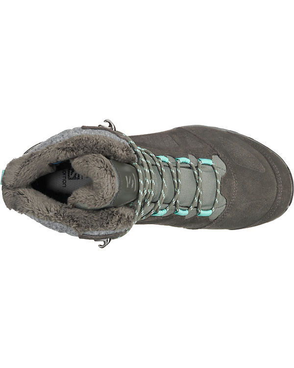Salomon Ellipse Winter Gtx® Stiefeletten grau