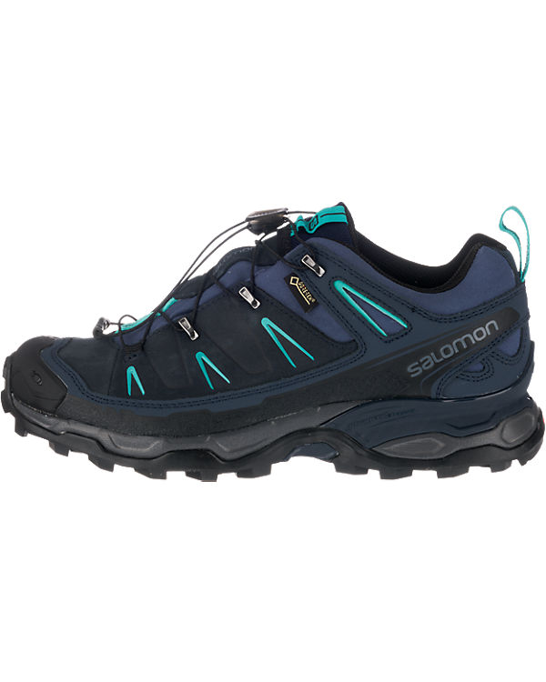 Salomon X Ultra Leather Gtx® Sportschuhe blau-kombi