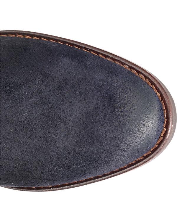 MARC O'POLO Stiefel dunkelblau