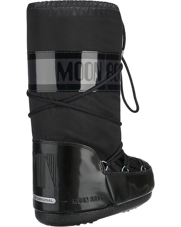 Moonboot Glance Stiefel schwarz