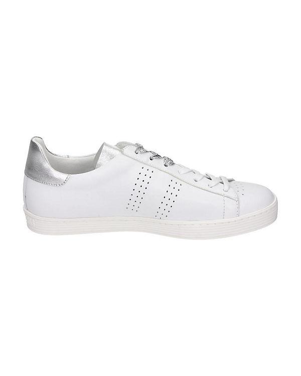 Bikkembergs Damen Sneaker weiß