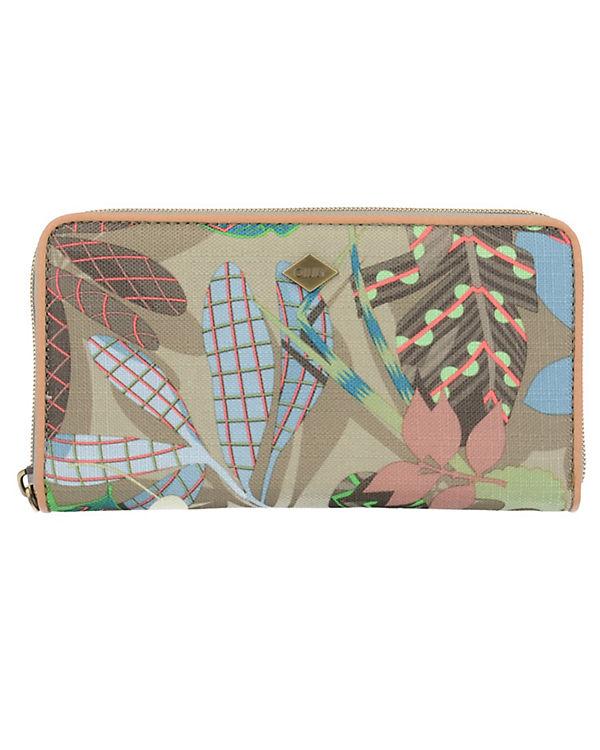 Oilily Oilily Geldbörse 19,5 cm mehrfarbig