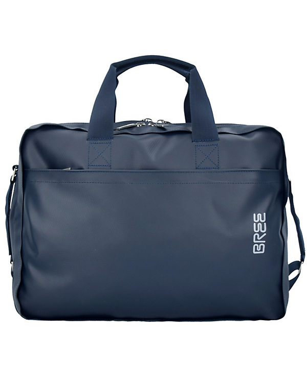 Bree Bree Punch 67 Businesstasche 21 cm Laptopfach blau