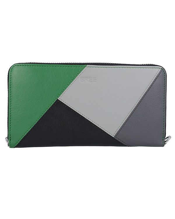Bree Bree Issy 131 Geldbörse Leder 20 cm mehrfarbig