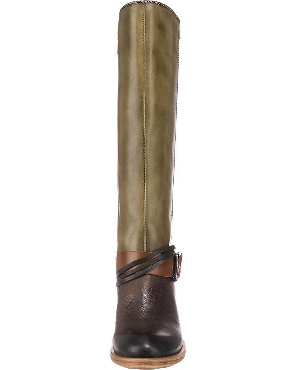 Pikolinos BAQUEIRA Stiefel braun