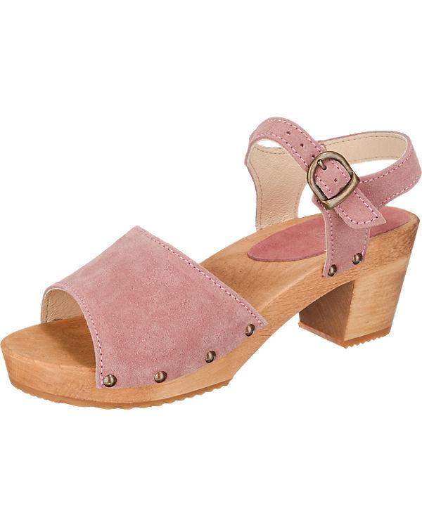 Sanita Irina Sandal Sandaletten rosa