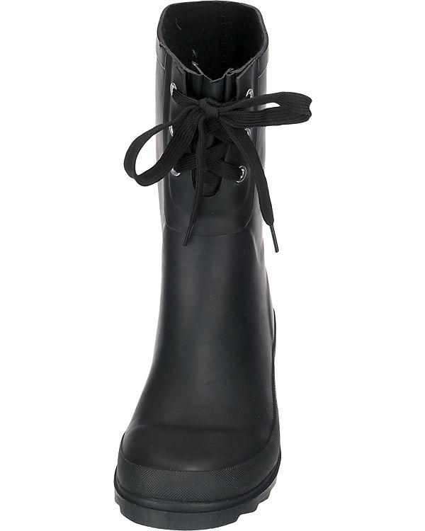 Sanita Flace Welly Stiefel schwarz