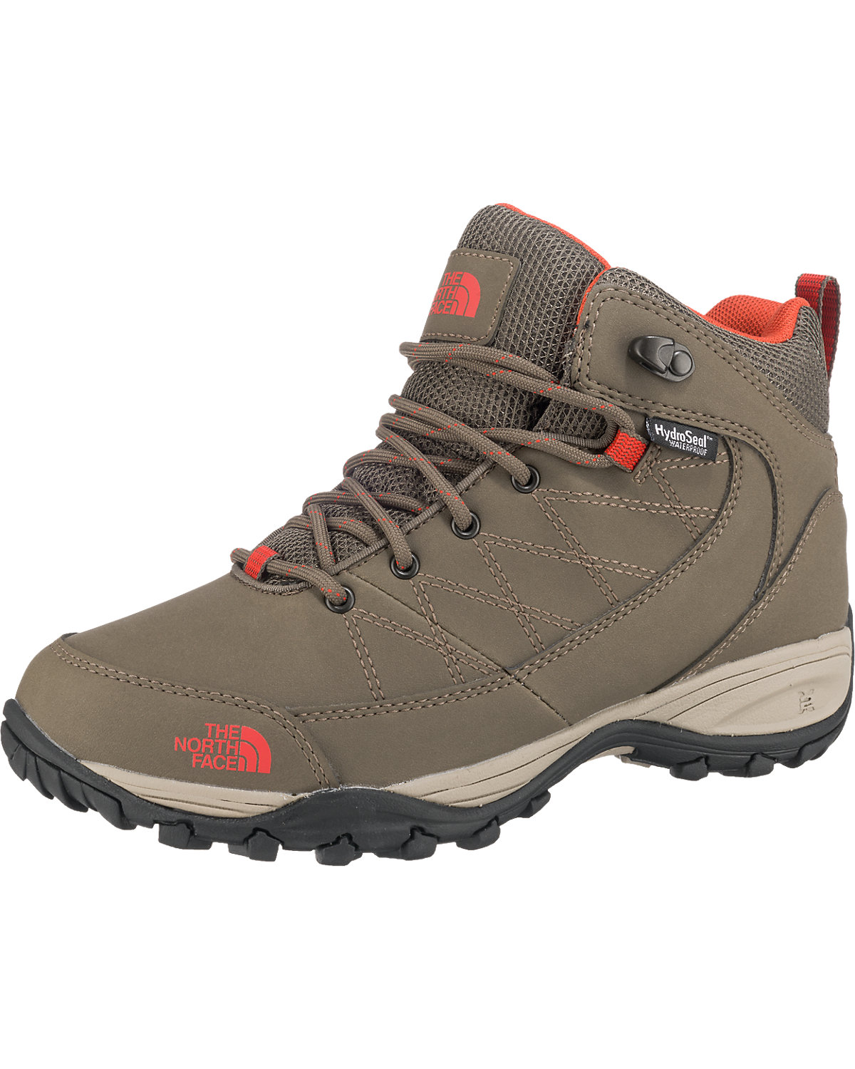 THE NORTH FACE, Women's Storm Strike WP Wanderstiefel, braun